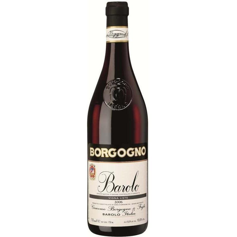 Borgogno Barolo Liste 2008...