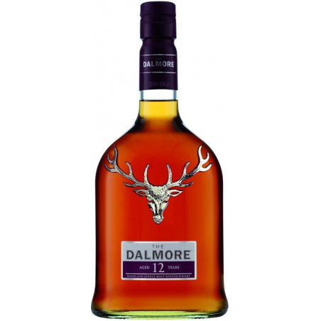 Dalmore 12 Years Jahre  0,70 l