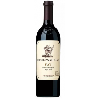 Stags Leap Fay  2015 0,75 l