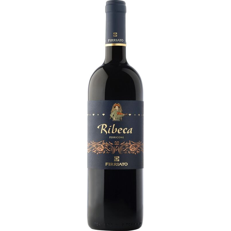 Firriato Ribeca  2010 0,75 l